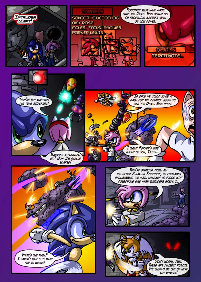 Sonic The Comic Online