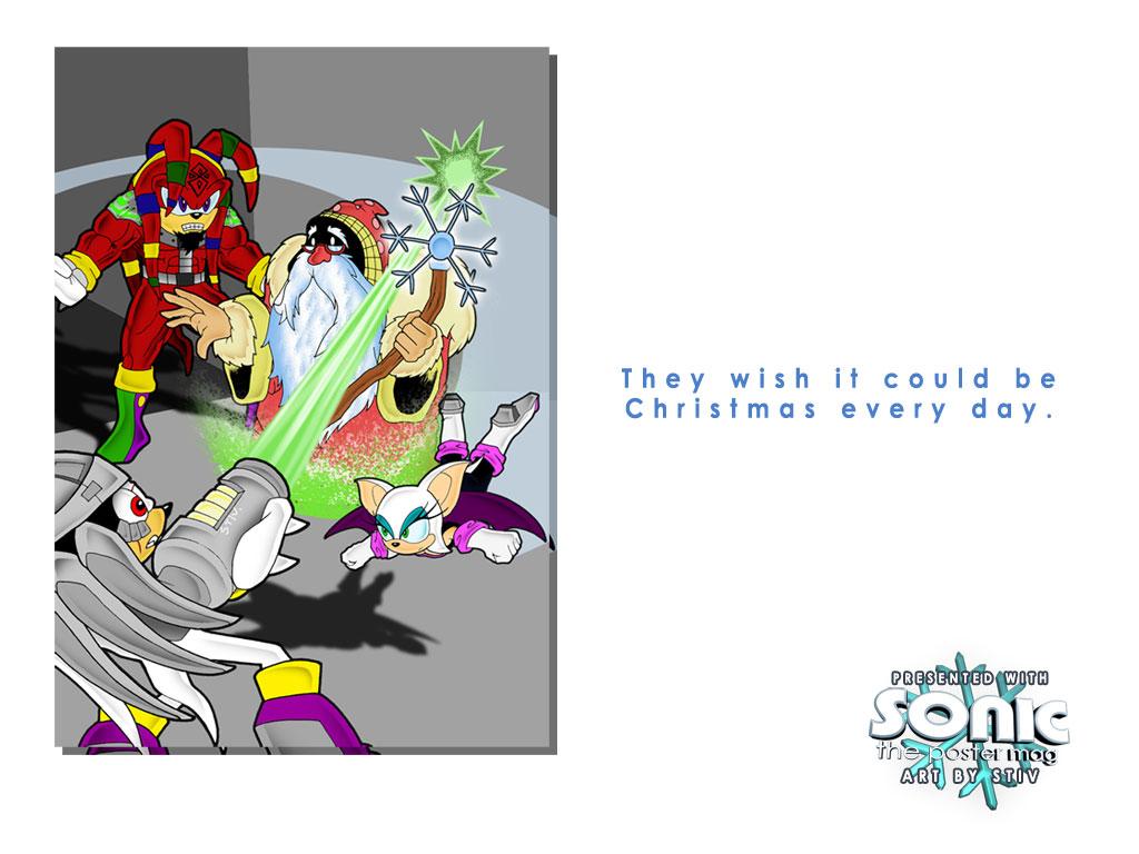 Sonic The Comic - Online!