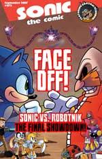 sonic the comic online sharper than a cyber razor cut