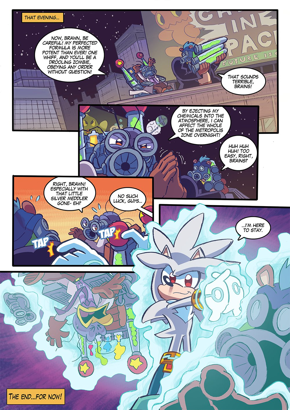 Stc 270 Sonic The Comic Online